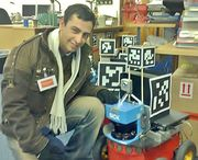 Ioannis at EEE Robotics Research labs